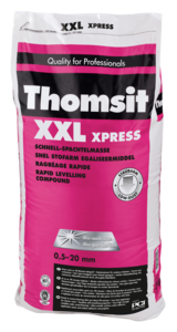 Schnell-Spachtelmasse Thomsit XXL XPRESS